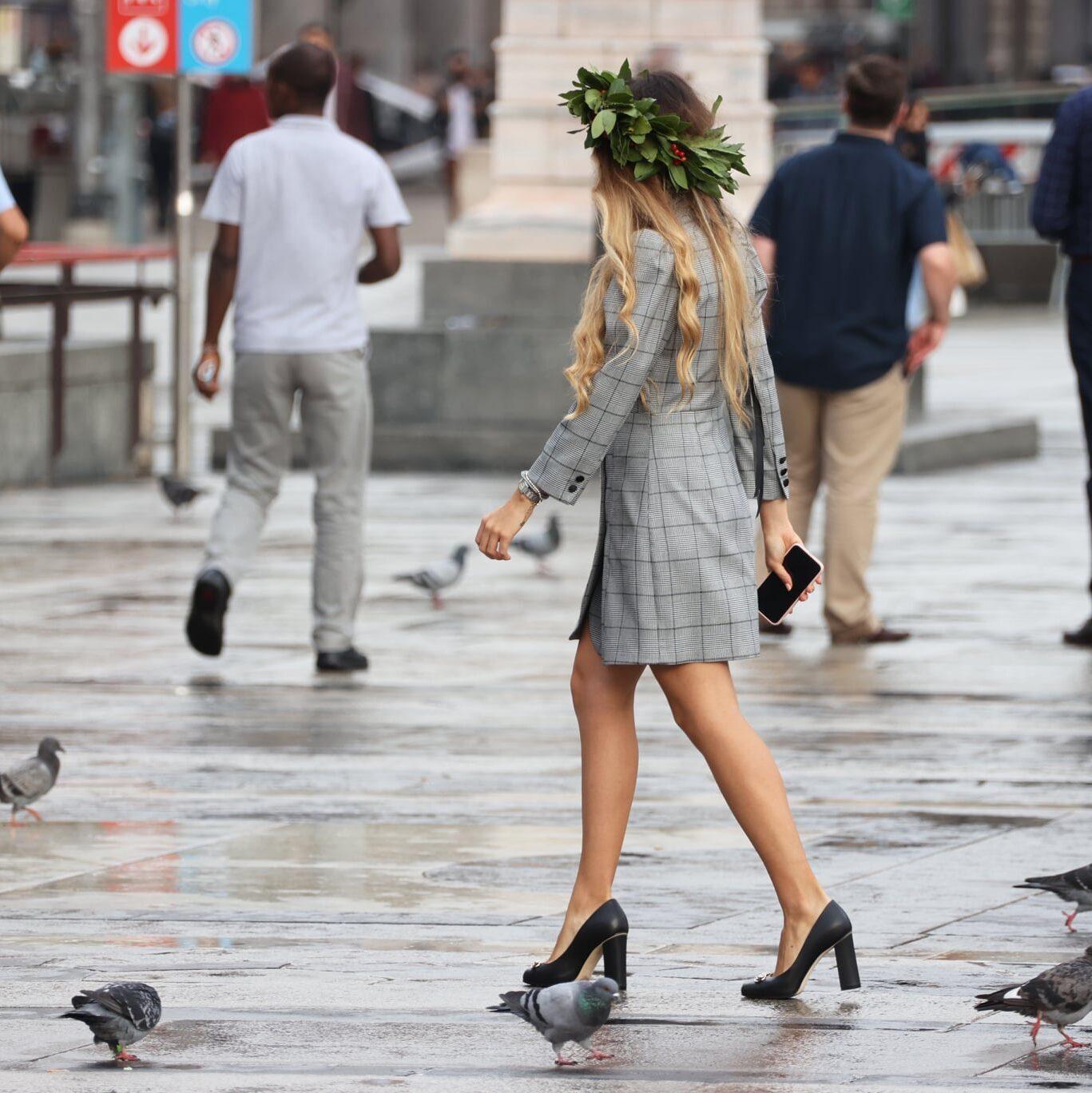 Laurea a Milano